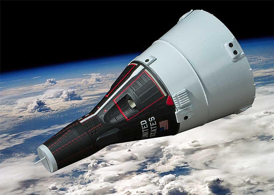 gemini 4 spacecraft documents - photo #41