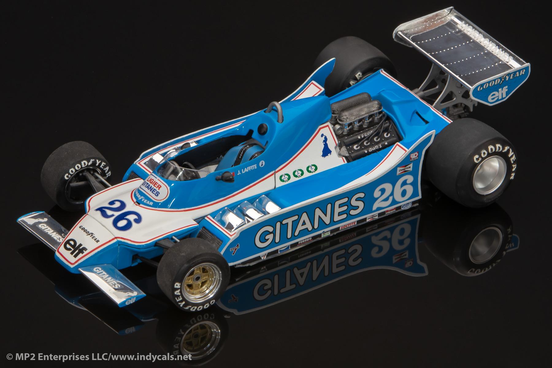 Equipe Ligier Background 9