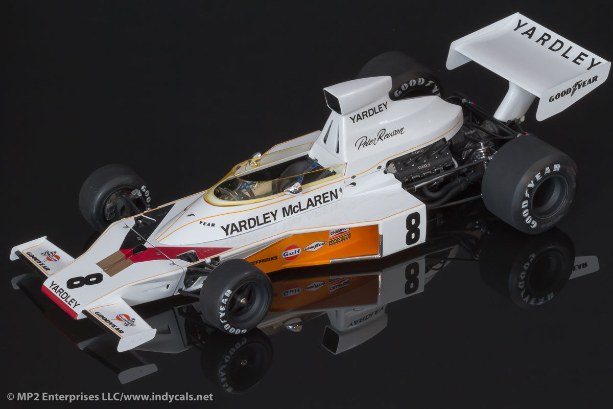 1973 Yardley McLaren