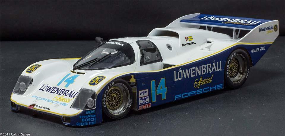 1985 Lowenbrau Porsche 962