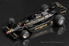 1978 JPS, John Player Special, Lotus 79, Hasegawa, Tamiya
