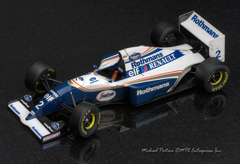 1994, Williams FW16, Ayrton Senna, Indycals, Fujimi, 1/20 scale