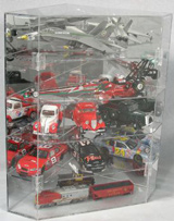 Corner Display Case